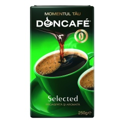 Cafea macinata 300g Doncafe Selected