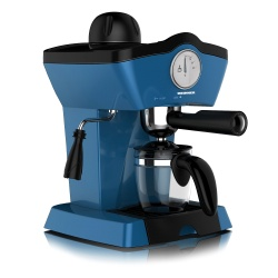 Espressor manual Heinner Charm HEM-200BG, 800W, 250ml, 5 bar