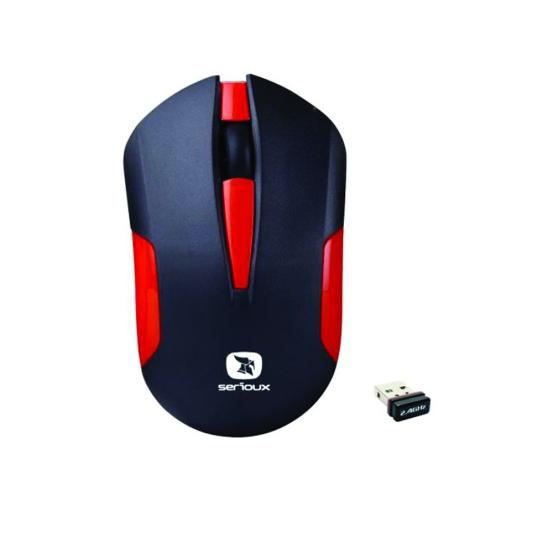 Mouse Wireless USB Serioux Drago 300