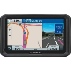 "GPS Garmin 7"", bundle dezl770LMT+FMI45 cable, WQVGA TFT, 480 x 272 resolution, device for trucks"