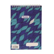 Blocnotes A5 spirala 50 file Forster