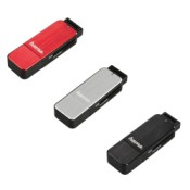 Card reader USB 3.0 SD/micro SD Hama