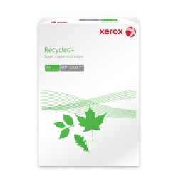 Hartie A4 80g/mp 500/top Recycled+ Xerox